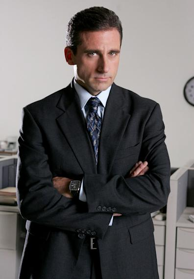 "Steve Carell, ""The Office"""
