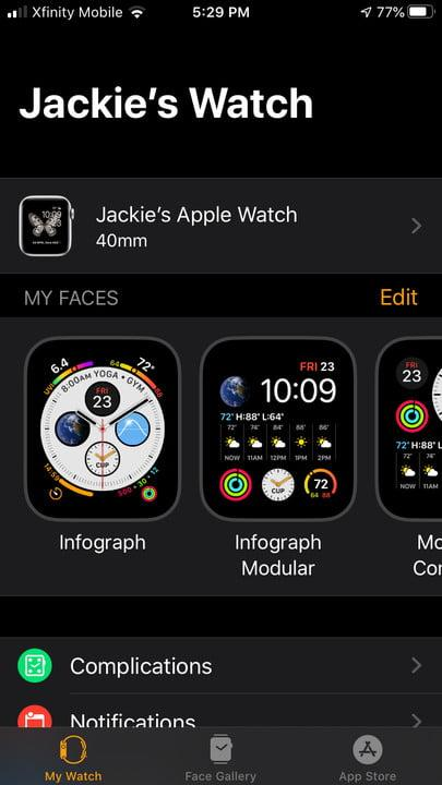 how to set up fall detection on apple watch falld1