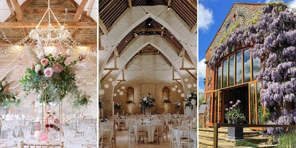 <p>Finding wedding venue nearby that are perfect for everything you need can feel like finding a needle in a haystack. Whether you're looking for something classic, modern or quirky, the venue is one of the biggest - and first - choices you make about your wedding day, so it has to feel perfect in every way.<br></p><p>From stately homes and manors to glass-roofed conservatories and charming barns, there's something for every kind of wedding in our edit of the best venues in the UK. </p>