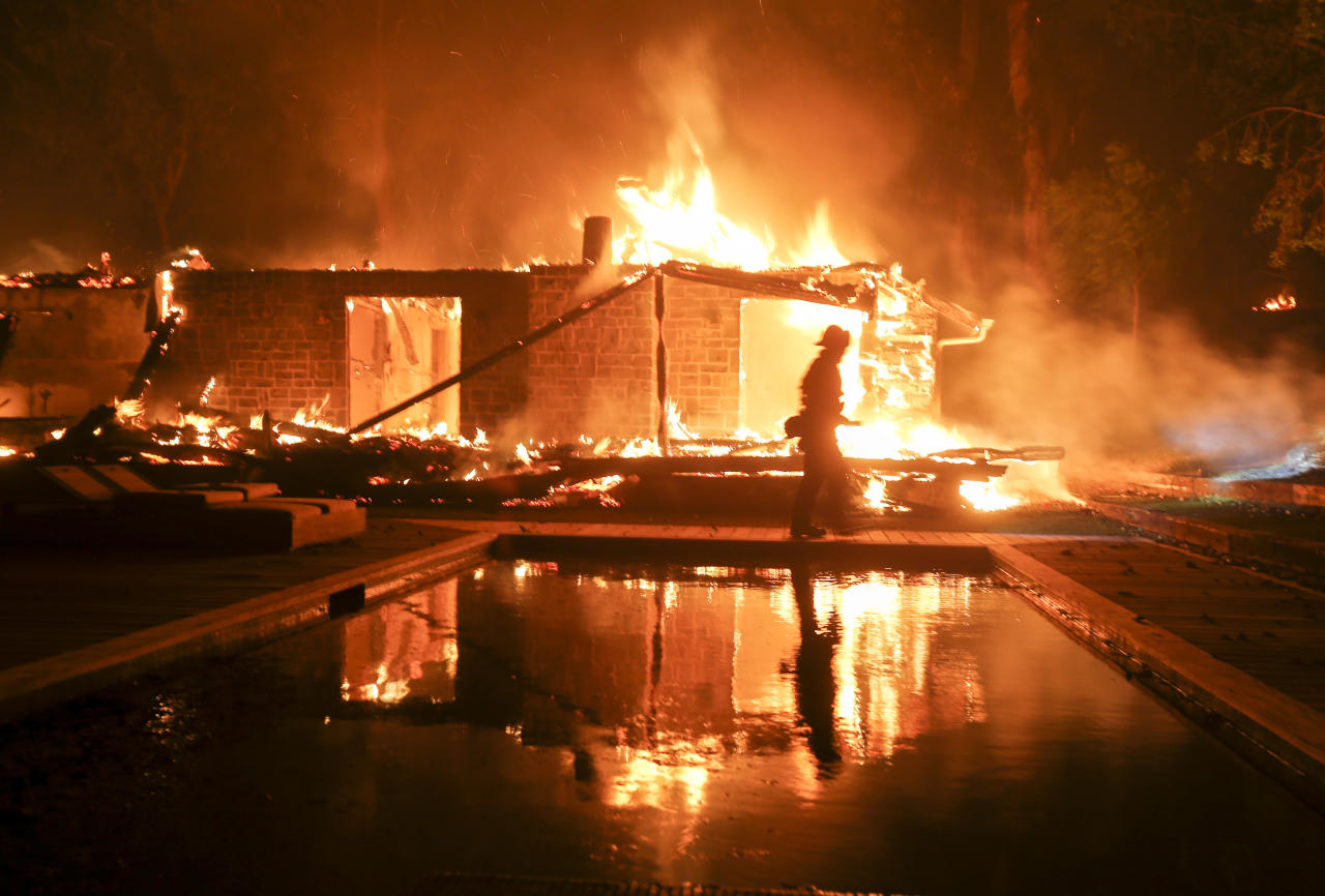 <p>The statewide death toll stood at 31 and appeared certain to rise. </p>