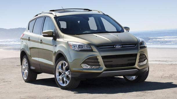 Ford warns 11,000 2013 Escape owners to park their cars in recall: Motoramic Dash