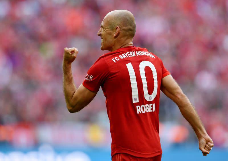 FILE PHOTO: Bundesliga - Bayern Munich v Eintracht Frankfurt