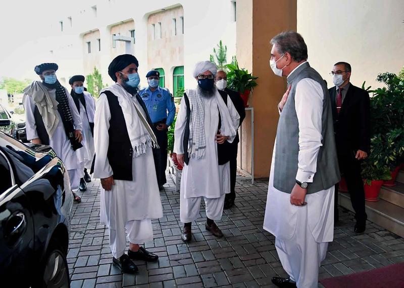 Pakistan Afghanistan Taliban Talks