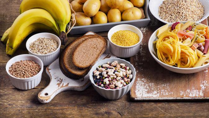 Sumber Karbohidrat (bitt24/shutterstock)