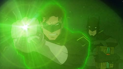 Blu-Ray Review: 'Justice League: War'