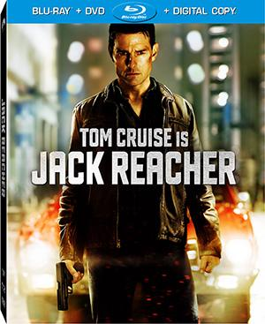 Announcement: 'Jack Reacher' available on Blu-ray, DVD and On Demand on May 7