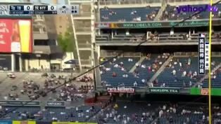 【MLB好球】Meadows炸裂兩分砲 光芒先馳得點