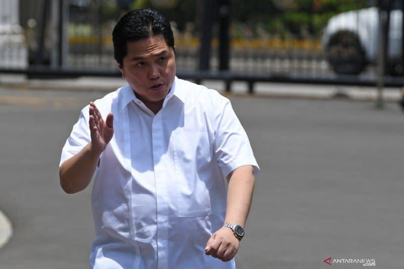 Kasus Jiwasraya, Erick ingatkan BUMN asuransi hati-hati berinvestasi