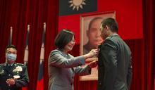 【軍人節表揚大會】蔡總統:與官兵站在一起 共同打拚護家園