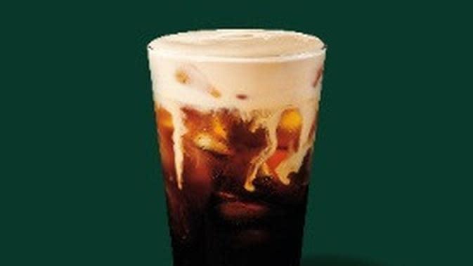 Starbucks Indonesia menghadirkan kopi dengan kandungan nabati di edisi Autumn 2020 (Foto: Starbucks Indonesia)