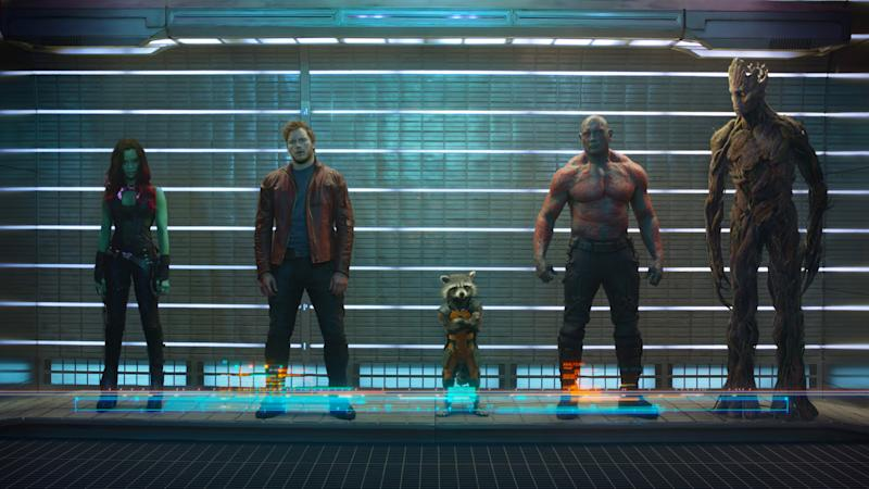 2014 Will Be 'Marvel'-ous! Meet the 'Guardians of the Galaxy'