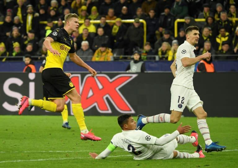Teenager Erling Braut Haaland scored 29 goals in 27 appearances for former club Salzburg