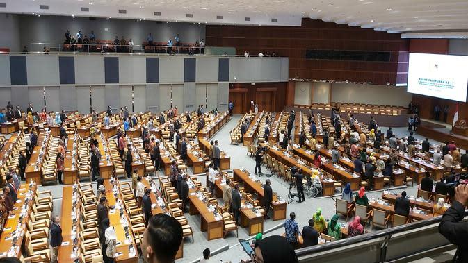Pekan Ini, Komisi I DPR Gelar RapatBahas Konflik Natuna