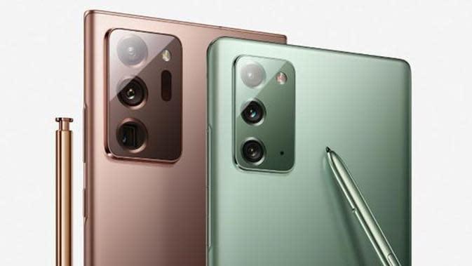 Samsung Galaxy Note20 & Samsung Galaxy Note20 Ultra