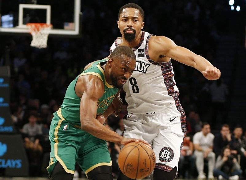 Dinwiddie stars as Nets defeat Celtics