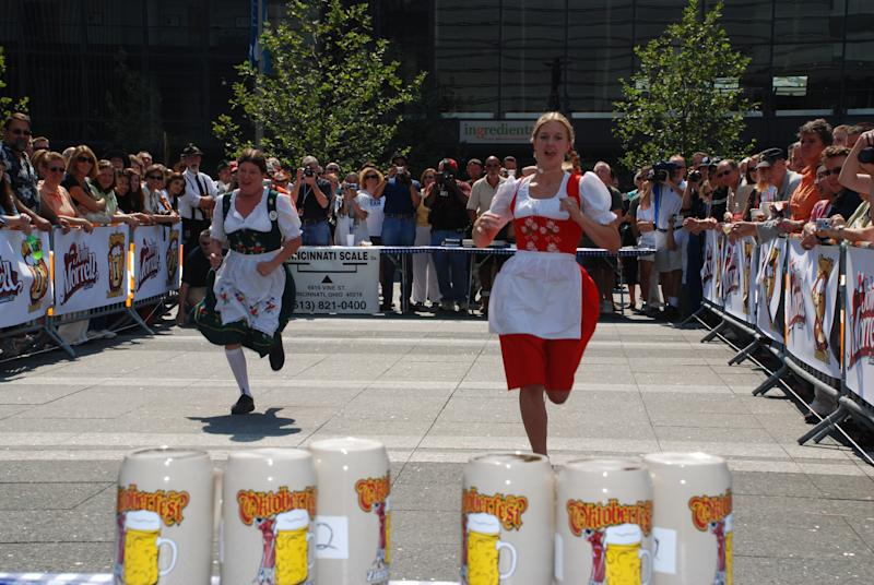 Just in time for Octoberfest: America's best beer festivals