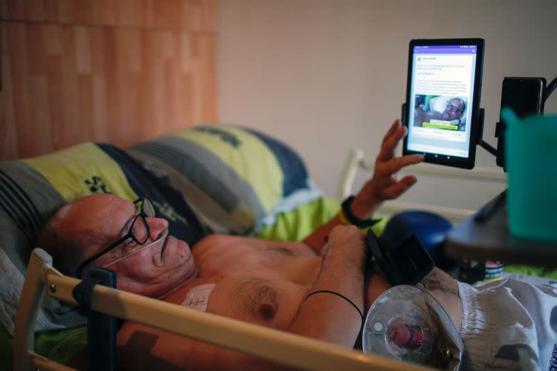 Facebook blocks livestream of euthanasia campaigner's death