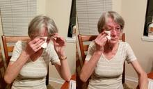 氣切口「沒戴罩」不准進遊戲廳!6旬婦人流淚:警衛叫我把洞遮住