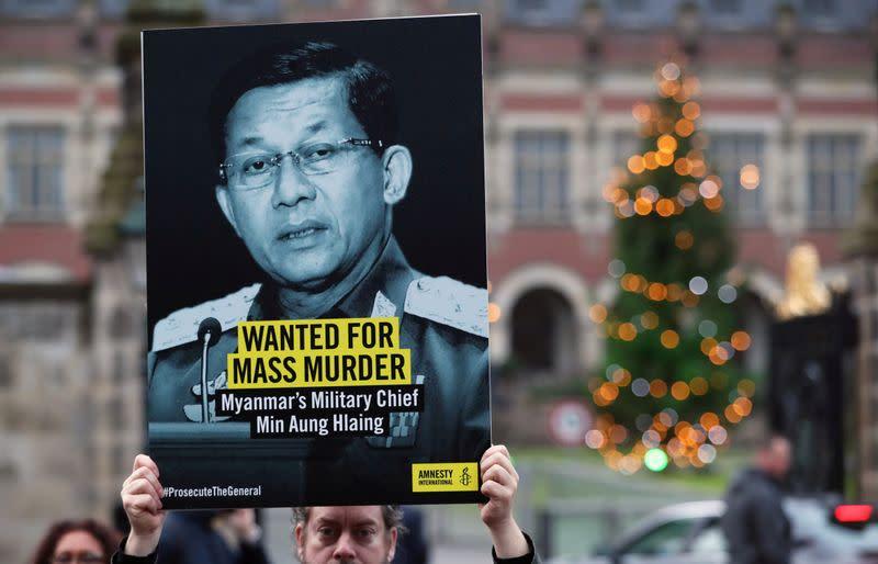 U.N. investigator says Facebook has not shared 'evidence' of Myanmar crime