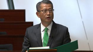 陳茂波:預測今年經濟實質增長3.5%至5.5%