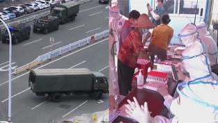 影/中國再掀本土疫情!軍隊、中央督導進駐福建