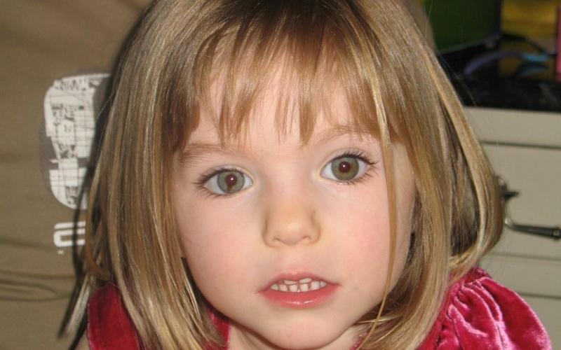 Madeleine McCann went missing in 2007 - Shutterstock