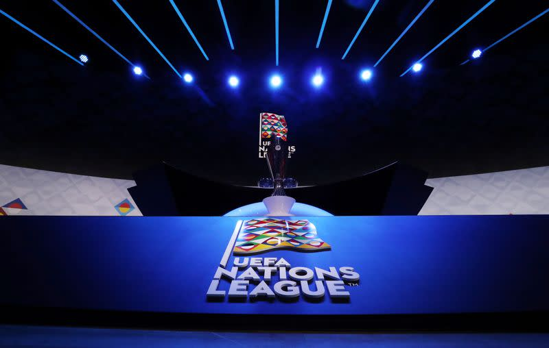 UEFA confirms teams could forfeit Nations League matches over COVID-19