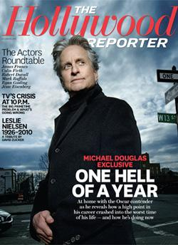 Michael Douglas Is Prepping for First Post-Cancer Role
