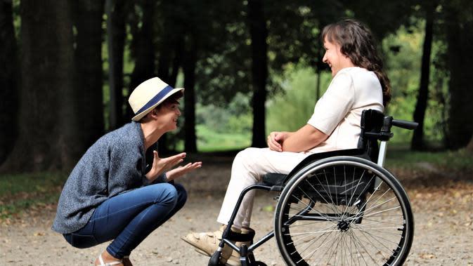 Hal-Hal yang Sebaiknya Dihindari Saat Bertemu Penyandang Disabilitas (2)