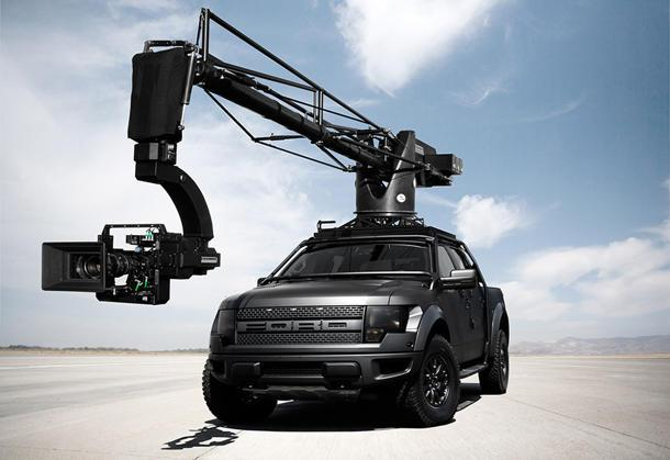 Why Hollywood's top car ad director bolts his cameras to a Ford Raptor