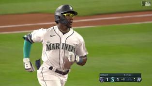 Long Jr.連兩場開轟!水手1分險勝落磯【MLB球星精華】20210623