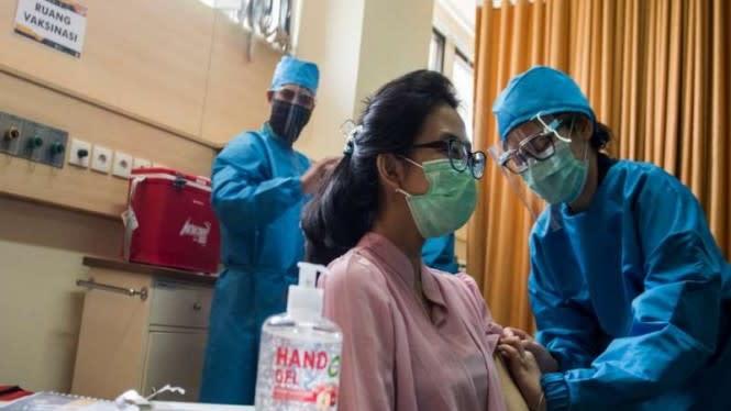 Relawan Tak Rasakan Efek Samping 10 Hari Usai Vaksin COVID ...