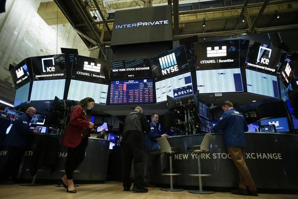 科技股近期面臨獲利了結賣壓,美股陷入盤整。(東方IC)