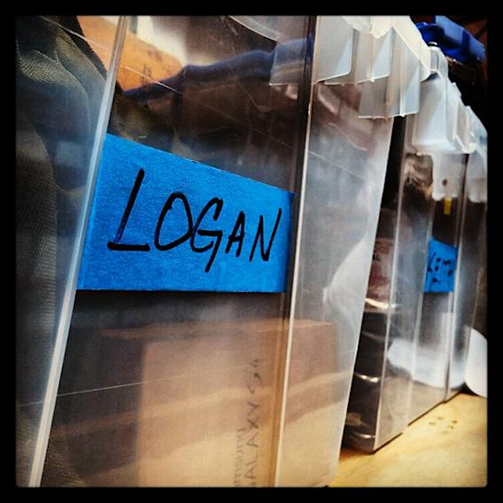 Spotted in the props department of @TheVeronicaMarsMovie.
