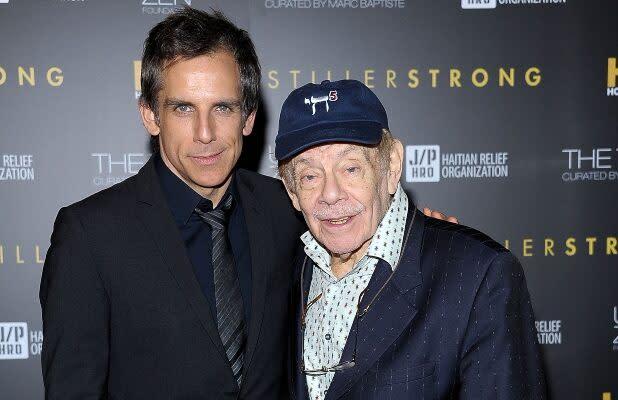 Ben Stiller Says Dad Jerry Stiller Was Funny 'Until the End'