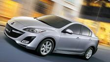 2012 Mazda 3 4D