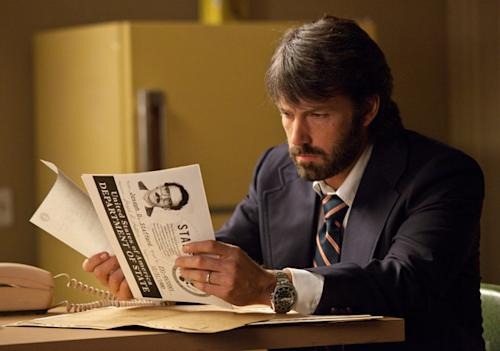 Ben Affleck's 'Argo' Overshadows More Somber Oscar Bait at Telluride Opening