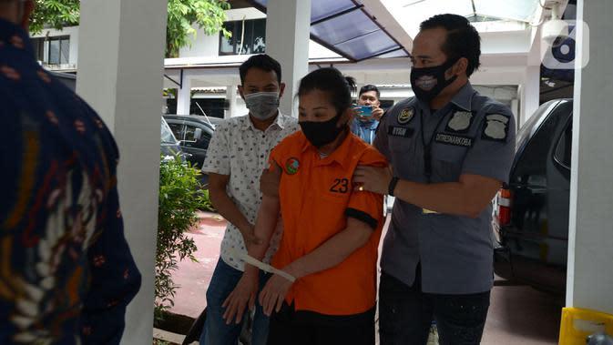 Polisi: Napi AU Produksi hingga 100 Ekstasi Per Hari saat Dirawat di RS