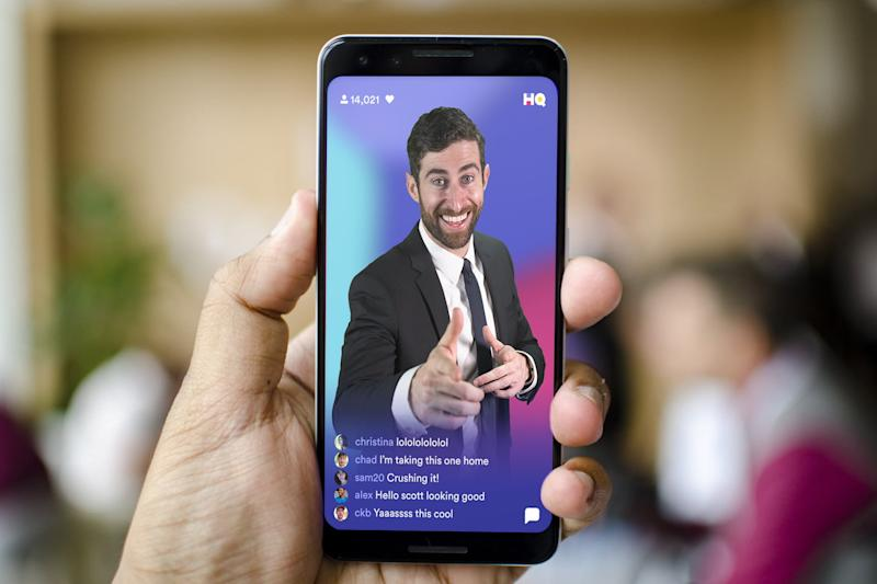 HQ Trivia returns, just when the world needs it the most