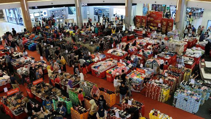 Merayakan kemeriah Imlek dengan program belanja dan hiburan di Summarecon Mall Bekasi (Dok.Summarecon Mall Bekasi)