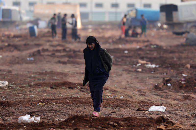 U.N. says it fears 'bloodbath' in northwest Syria fighting