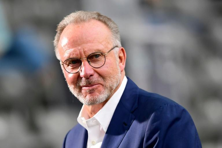 Rummenigge 'angry' as police probe Bayern academy racism claims