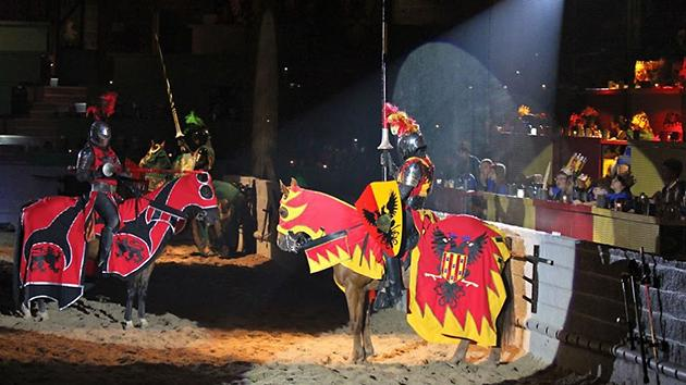 Dinner and a Movie? Medieval Times Headed For the Big Screen