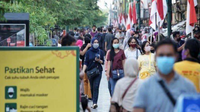 Jumlah Wisatawan Mancanegara ke Indonesia Mulai Naik