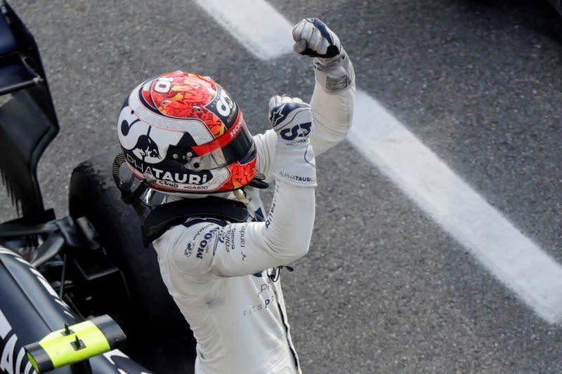 Gasly raih kemenangan F1 perdana di GP Italia, Hamilton kena penalti