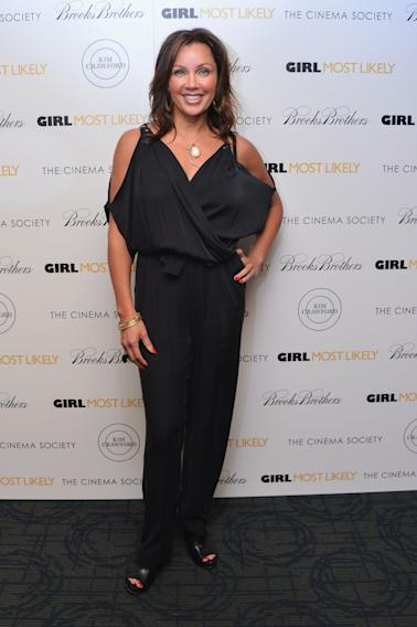 "The Cinema Society & Brooks Brothers Host A Screening Of Lionsgate And Roadside Attractions' ""Girl Most Likely"" - Arrivals"