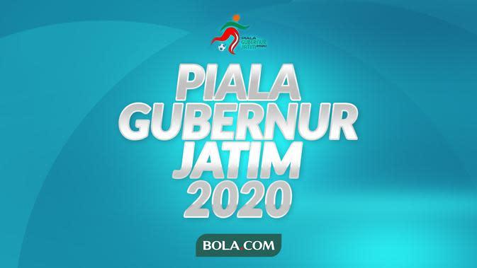Jadwal Pertandingan dan Siaran Langsung Piala Gubernur Jatim 2020, Selasa 18 Februari