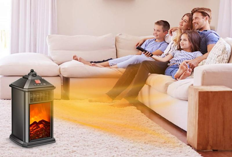 The best energy-efficient space heaters to keep you warm in September 2020