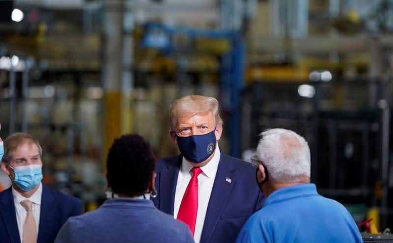 Trump reimposes tariffs on raw Canadian aluminum, Canada promises retaliation