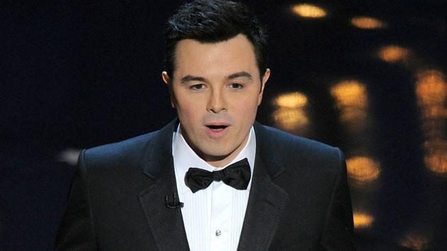 Seth MacFarlane stumbles out of the Oscar gate, show struggles